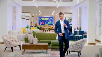 Rooms to Go New Year's Sale TV Spot, 'Hello 2021' Featuring Jesse Palmer - Thumbnail 2