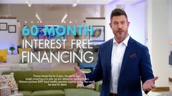 Rooms to Go New Year's Sale TV Spot, 'Hello 2021' Featuring Jesse Palmer - Thumbnail 7