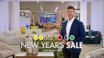 Rooms to Go New Year's Sale TV Spot, 'Hello 2021' Featuring Jesse Palmer - Thumbnail 9