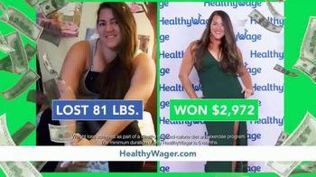 HealthyWage TV Spot, 'Get Paid to Get Healthy: Miranda'