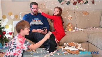 Zerorez One Week Sale TV Spot, 'Mom Journal: Gingerbread House' - Thumbnail 3