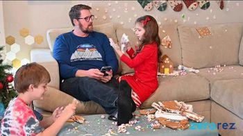 Zerorez One Week Sale TV Spot, 'Mom Journal: Gingerbread House' - Thumbnail 4