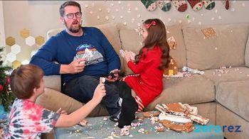 Zerorez One Week Sale TV Spot, 'Mom Journal: Gingerbread House'
