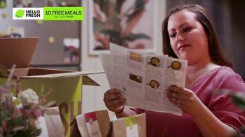 HelloFresh TV Spot, 'Melissa: 10 Free Meals'