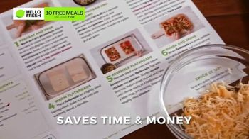 HelloFresh TV Spot, 'Melissa: 10 Free Meals' - Thumbnail 5