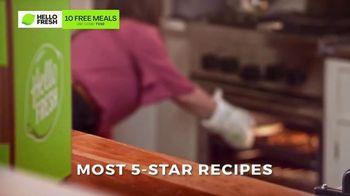 HelloFresh TV Spot, 'Melissa: 10 Free Meals' - Thumbnail 7