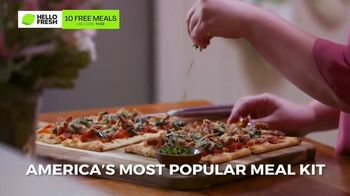 HelloFresh TV Spot, 'Melissa: 10 Free Meals' - Thumbnail 8