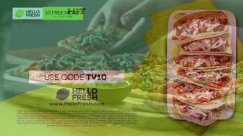 HelloFresh TV Spot, 'Melissa: 10 Free Meals' - Thumbnail 9