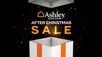 Ashley HomeStore After Christmas Sale TV Spot, '50% Off Storewide' - Thumbnail 4