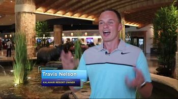 Kalahari Resort and Conventions TV Spot, 'More in a Minute: Bigger in Texas' - Thumbnail 7