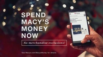 Macy's Last Minute Gift Sale TV Spot, 'Amazing Gifts' - Thumbnail 3