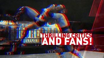 ROH Wrestling Watch Party TV Spot, 'Experience the Thrill of the Ring' - Thumbnail 2