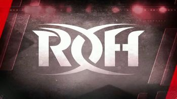 ROH Wrestling Watch Party TV Spot, 'Experience the Thrill of the Ring'