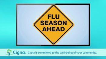 Cigna TV Spot, 'Flu Season Ahead' - Thumbnail 1