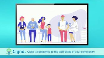 Cigna TV Spot, 'Flu Season Ahead' - Thumbnail 3