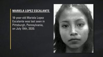National Center for Missing & Exploited Children TV Spot, 'Mariela Lopez Escalante' - Thumbnail 2