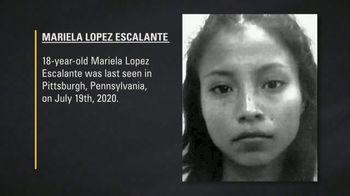 National Center for Missing & Exploited Children TV Spot, 'Mariela Lopez Escalante' - Thumbnail 3