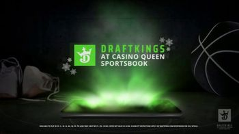 DraftKings at Casino Queen Sportsbook TV Spot, 'Great Odds: Feature Matchup' - Thumbnail 1