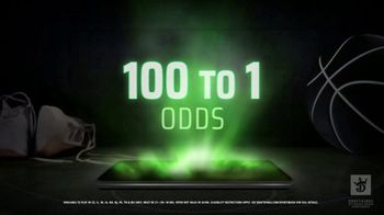 DraftKings at Casino Queen Sportsbook TV Spot, 'Great Odds: Feature Matchup' - Thumbnail 4