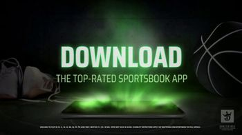 DraftKings at Casino Queen Sportsbook TV Spot, 'Great Odds: Feature Matchup' - Thumbnail 6