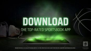 DraftKings at Casino Queen Sportsbook TV Spot, 'Great Odds: Feature Matchup' - Thumbnail 7