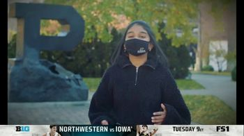 Purdue University TV Spot, 'Holidays: Before and After' - Thumbnail 10
