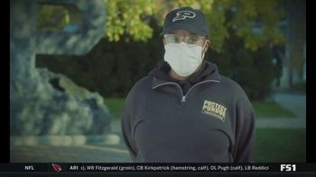 Purdue University TV Spot, 'Holidays: Before and After' - Thumbnail 4