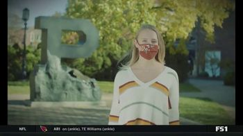 Purdue University TV Spot, 'Holidays: Before and After' - Thumbnail 6
