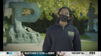 Purdue University TV Spot, 'Holidays: Before and After' - Thumbnail 7