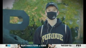 Purdue University TV Spot, 'Holidays: Before and After'