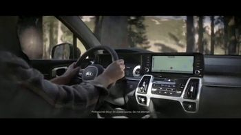 2021 Kia Sorento TV Spot, 'The World's First Storytelling Machine' [T1] - Thumbnail 6