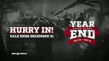 Big O Tires Year End Sales Event TV Spot, 'Continental Tires: $140 Savings' - Thumbnail 7