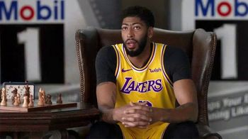 Mobil 1 TV Spot, 'Chess: Get 250K Miles of Protection' Featuring Anthony Davis
