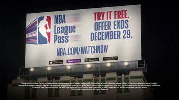 NBA League Pass TV Spot, 'Where Else: Free Preview' - Thumbnail 8