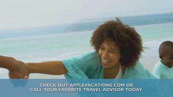 Apple Vacations TV Spot, 'Dreams' - Thumbnail 9