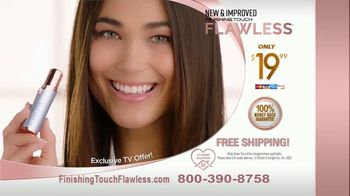 Finishing Touch Flawless TV Spot, 'New & Improved' - Thumbnail 10