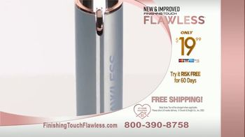Finishing Touch Flawless TV Spot, 'New & Improved' - Thumbnail 9