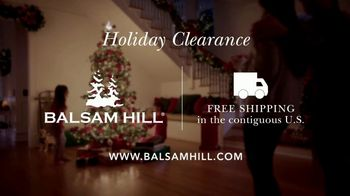 Balsam Hill Holiday Clearance TV Spot, 'This Tree' - Thumbnail 8