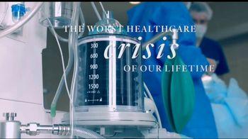 The Helmsley Charitable Trust TV Spot, 'Healthcare Crisis' - Thumbnail 2