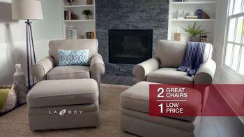 La-Z-Boy Holiday Sale TV Spot, 'Naps: Two Chairs, One Price' - Thumbnail 7