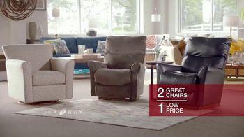 La-Z-Boy Holiday Sale TV Spot, 'Naps: Two Chairs, One Price' - Thumbnail 8