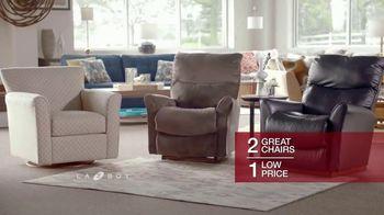 La-Z-Boy Holiday Sale TV Spot, 'Naps: Two Chairs, One Price' - Thumbnail 9