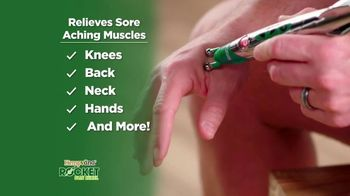 Hempvana Rocket TV Spot, 'Pain, Pain, Go Away: $19.99' - Thumbnail 4