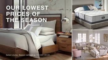 Macy's After Christmas Sale TV Spot, 'Sectional, Queen Bed and Free Box Spring' - Thumbnail 2