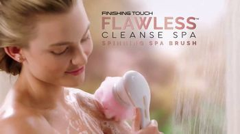 Flawless Cleanse Spa TV Spot, 'Exfoliate'