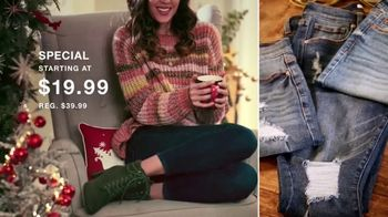 Macy's After Christmas Sale TV Spot, 'Jeans, Jewelry and Kitchen Gear' - Thumbnail 2