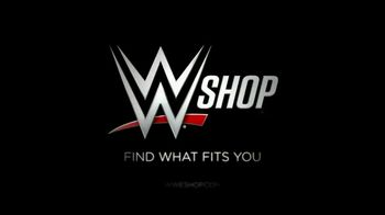 WWE Shop TV Spot, 'Inspired by Millions: 40% Sitewide' - Thumbnail 4