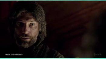 AMC+ TV Spot, 'Hell on Wheels' - Thumbnail 6