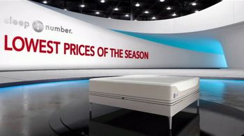 Sleep Number Lowest Prices of the Season TV Spot, 'Weekend Special: Save up to $1,000' - Thumbnail 1