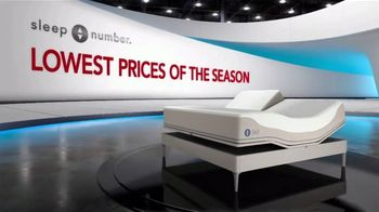 Sleep Number Lowest Prices of the Season TV Spot, 'Weekend Special: Save up to $1,000' - Thumbnail 2